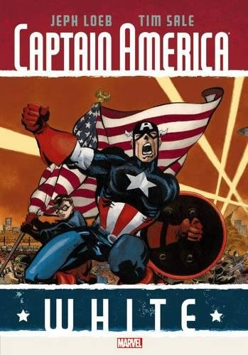 Image result for captain america white cover