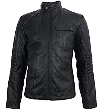 eff6ab9fdd6d Puma Ducati Leather Jacket Leather Jacket for Men New