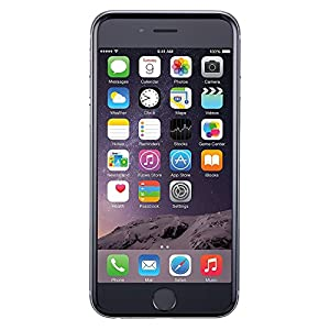 Apple iPhone 6 16 GB Unlocked, Space Gray (Certified Refurbished)