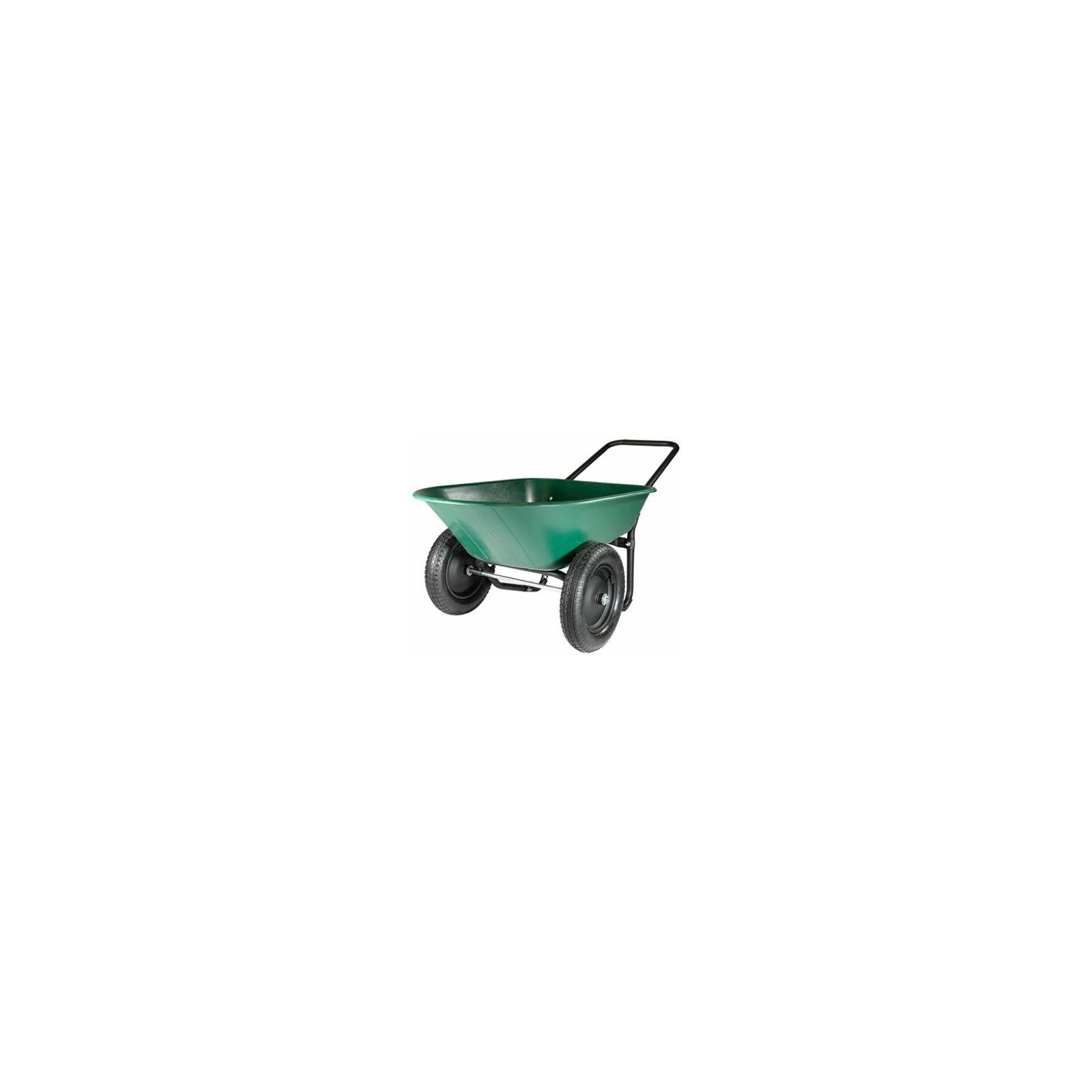 MARASTAR Green Thumb 70008 2 Wheel Poly Wheelbarrow