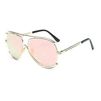 BiuTeFang Gafas de Sol Mujer Hombre Polarizadas Moda señora ...