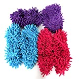 Mops - 1 X Multifunction Mop House Bathroom Floor Lazy Dust Cleaner Slipper Shoes Cover Deal - By Clean Commercial Floor Xl Replacement With Toys Sponge Sale