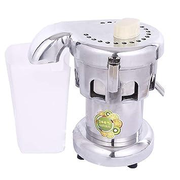 cgoldenwall wf-b3000 comercial zumo de máquina exprimidor de frutas y verduras de acero inoxidable