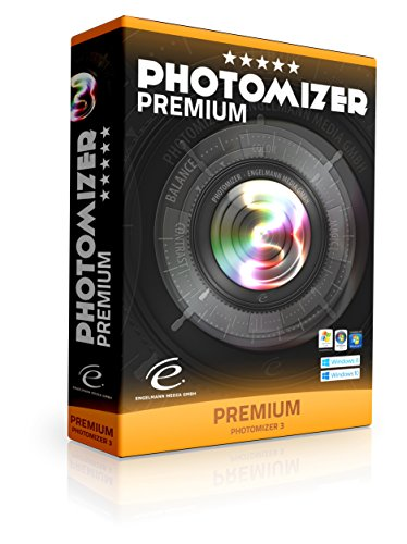 Photomizer 3 Premium – Photo Editing Software – Optimize and repair your digital photos