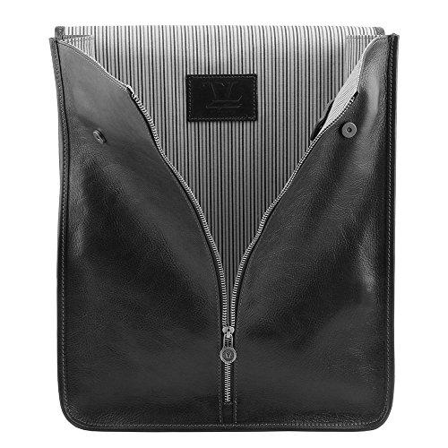 Tuscany Leather - Exclusive housse pour chemises en cuir - Miel - Homme