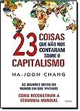 capa de 23 Coisas que não nos Contaram Sobre o Capitalismo