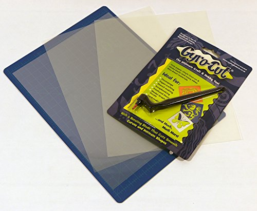 Gyro-Cut Complete Stencil and Paper Cutting Kit by Stencil Ease