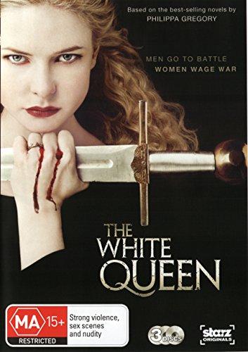 The White Queen DVD -