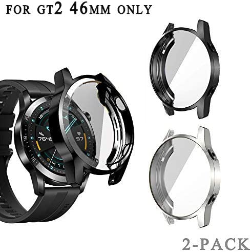 Amazon.com: Case Compatible with Huawei GT 2 46mm Smartwatch ...