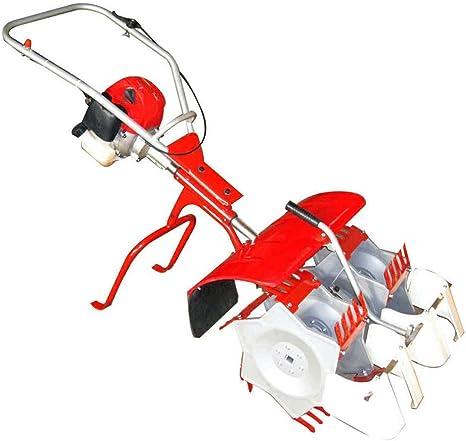 SELCNG Empuje con la Mano Motor de Gasolina cortacéspedes de Alta ...