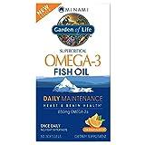 Minami Nutrition MorEPA Optimal EPA-DHA Orange 60 softgels Review