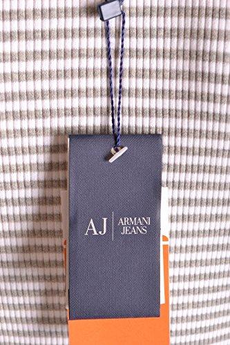 Armani Jeans Mujer MCBI025005O Blanco Algodon Top