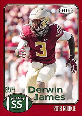 Derwin James Football Card (Florida State Seminoles 2553aa8ee