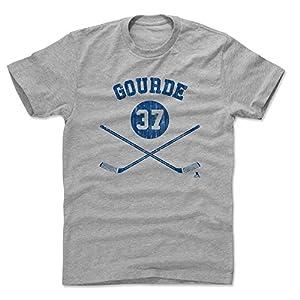 500 LEVEL's Yanni Gourde Shirt - Tampa Bay Hockey Fan Gear - Yanni Gourde Tampa Bay Sticks