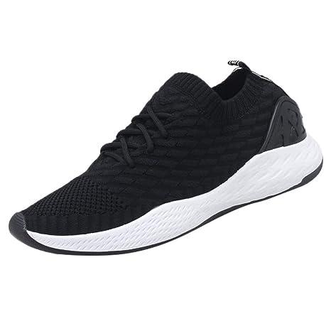 Zapatillas de Trail Running para Hombre ZARLLE Zapatillas de Deporte Respirable para Correr Deportes Zapatos Running Hombre: Amazon.es: Ropa y accesorios