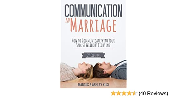Help communicating with spouse