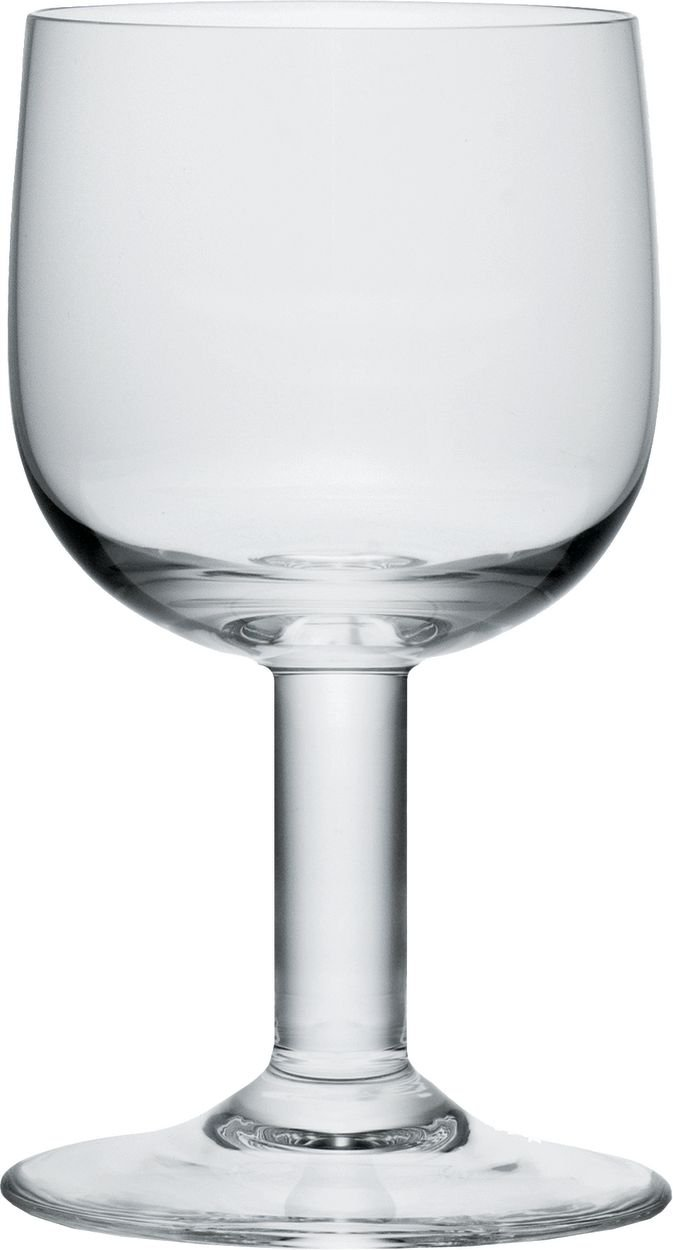 A Di Alessi Glass Family Crystalline Glass Goblet, Set of 4 AJM29/2