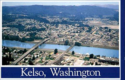 Amazon com: Aerial View Of Kelso Kelso, Washington Original