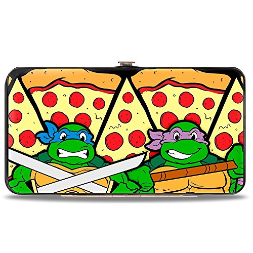 Buckle-Down Hinge Wallet - Ninja Turtles