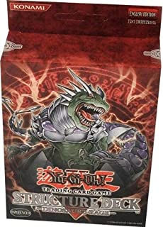 Amazon yugioh jurrac dinosaur deck upgrade builder 30 cards yu gi oh dinosaurs rage structure deck ccuart Images