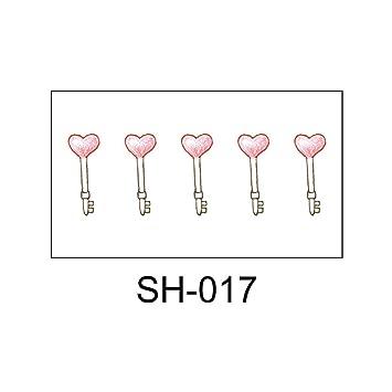 3Pcs-Tattoo stickers impermeable femenino durable coreano ...