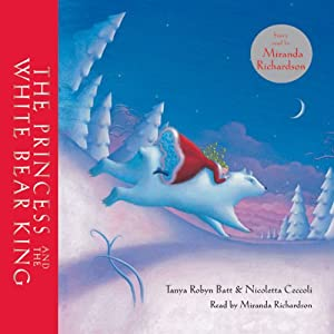 The Princess and the White Bear King Audiobook
