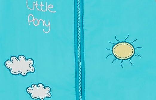 Amazon.com: Slumbersafe Summer Kid Sleeping Bag 0.5 Tog - Pony, 6-10 Years/XXL: Baby