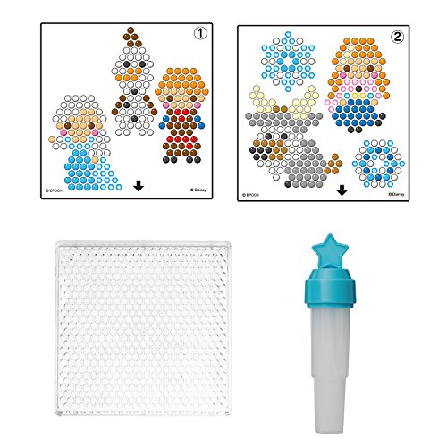 Amazoncom Aquabeads Disney Frozen Character Playset Toys Games - Aquabeads templates