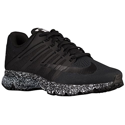 Nike Menns Sko Air Max Excellerate Fire Premium Joggesko Sort