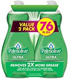 Palmolive Ultra Original Dish Liquid, Twin Pack, 38 Ounce