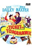 A Ticket To Tomahawk-DVD-Starring Dan Dailey and Ann Baxter