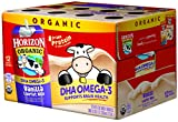 Horizon Organic Low Fat Organic Milk Box Plus DHA...