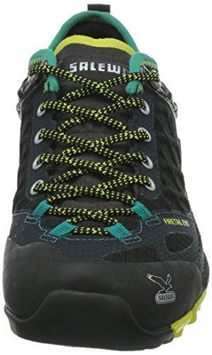 0950 Femme Randonnée Basses black Salewa de Chaussures WS Venom Evo Noir GTX Firetail n7nx8f