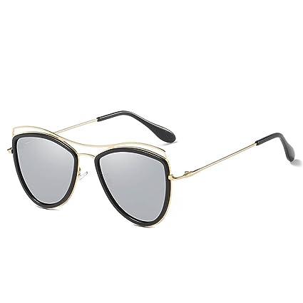 Gafas de sol La tendencia de las mujeres Gafas Luz polarizada al aire libre Conducir viajar