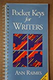 Pocket Keys for Writers 2009, Ann Raimes, 0395961009