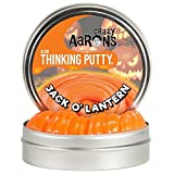 Jack-O-Latern Thinking Putty - Novelty Toy by Crazy Aarons Putty (JL020)