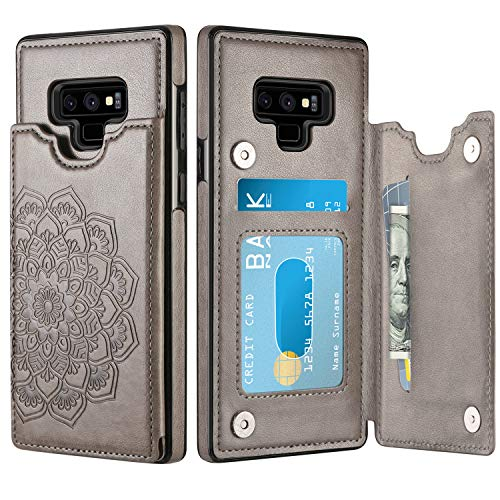 HianDier Wallet Case for Galaxy Note 9