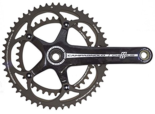 (Campagnolo Chorus Carbon Ultra-Torque 11 Speed Double Standard 39/52 Crankset 170mm)