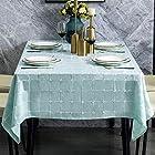 Lipo 浅绿色小清新桌布 52