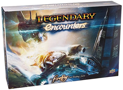 Legendary Encounters A Firefly Deck Building Game ()