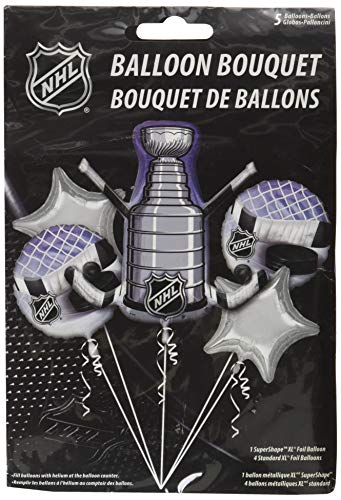 ANAGRAM INTERNATIONAL 3165301 Foil Balloon Bouquet, Various, Multi]()