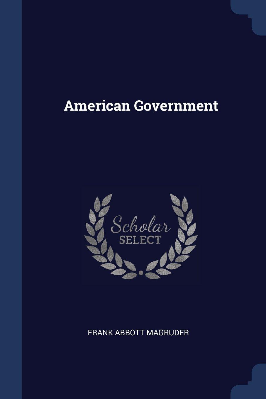 American Government pdf epub