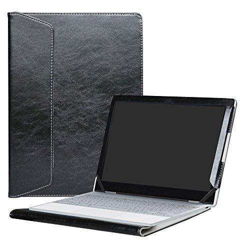 Alapmk Protective Case Cover For 12.3 Google Pixelbook Laptop,Black