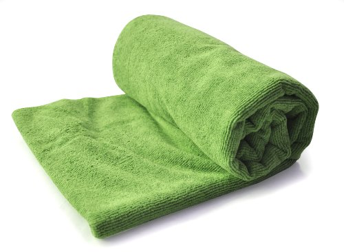 UPC 819316080732, Zone Training Yoga Towel, Green