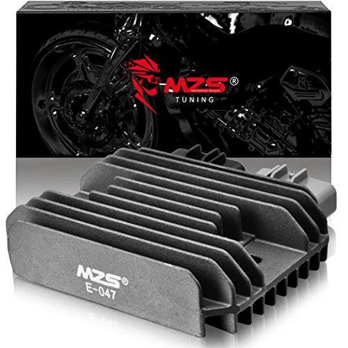 MZS Voltage Regulator Rectifier for Kawasaki Ninja ZX-6R 2009-2016/ ZX-6R ABS 2013-2016/ ZX-10R 2008-2016/ ZX-10R ABS 2011-2015/ ZX1000 2008-2014