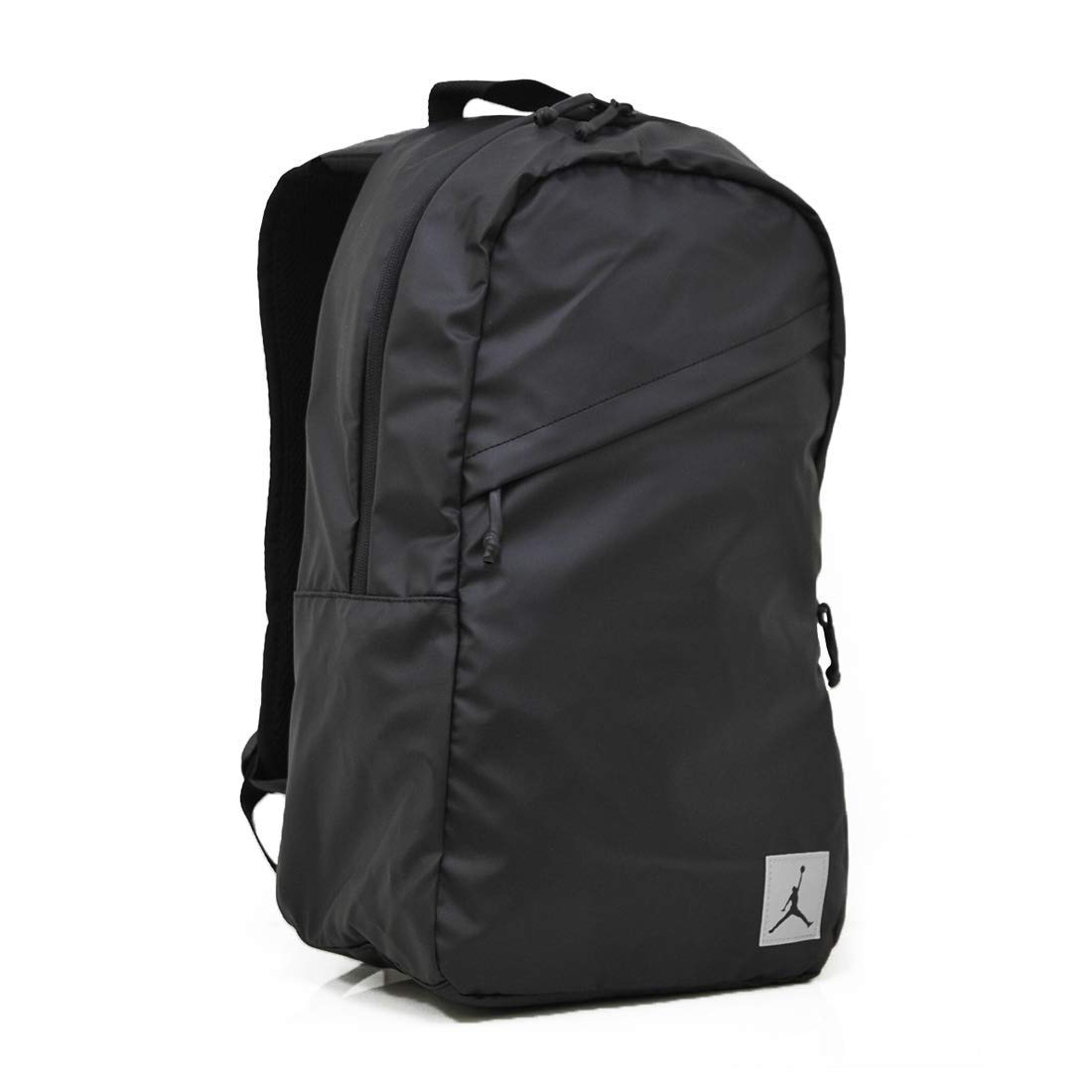 Amazon.com  NIKE Jordan Jumpman Crossover Backpack Book Bag Laptop Tablet  Storage (Black with Reflective Silver Logo Patch)  Computers   Accessories