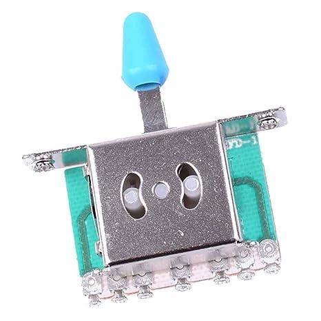 Interruptor Selector de Pastillas de 5 Vías para Partes de ...