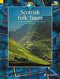 Scottish folk tunes +CD (54 pièces traditionnelles) --- Accordéon