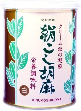 大村屋 絹こし胡麻(白) 500g ×8セット