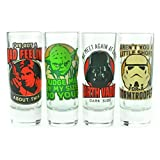 Star Wars - Classic Quotes Shot Glass Set by Star Wars